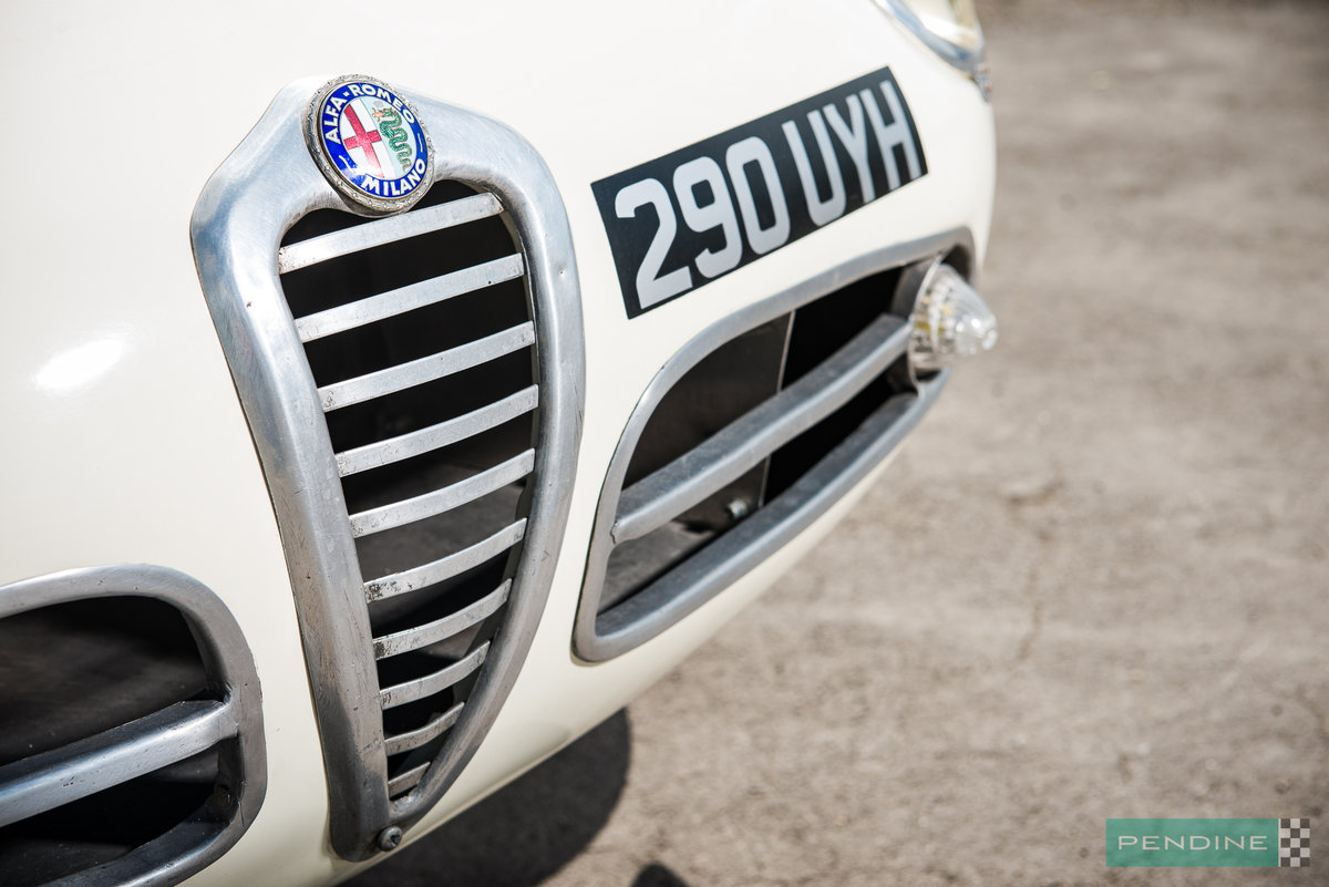 1957 Alfa Romeo Giulietta SVZ For Sale (picture 6 of 6)