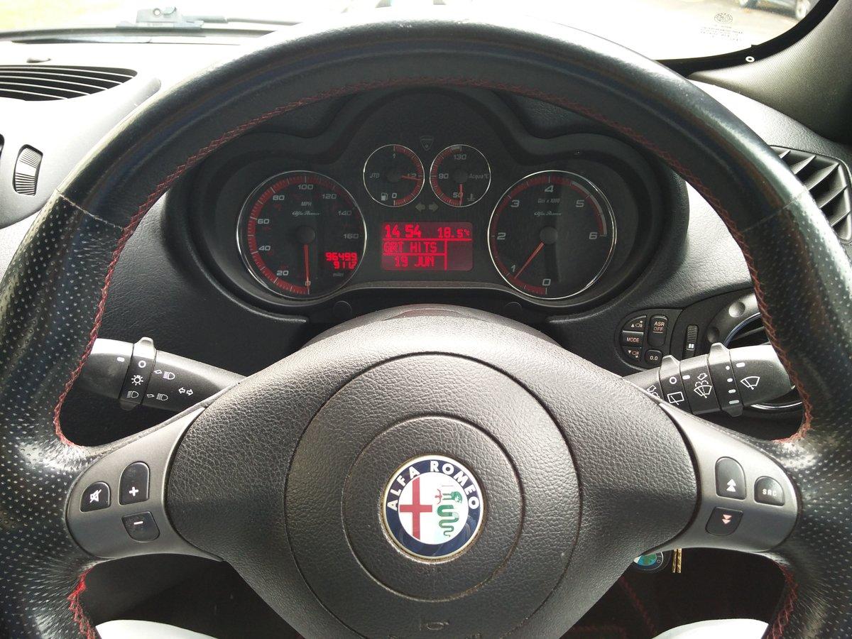 2008 Alfa Romeo 147 1.9JTD Ducati Corse For Sale (picture 6 of 6)