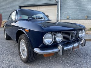 1974 Alfa Romeo GTV Beautiful Blue/tan well cared 4 For Sale
