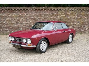 Picture of 1974 Alfa Romeo 2000 GTV Rosso Prugna, fully restored For Sale