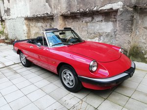 "Picture of 1986 Alfa-Romeo Spider 2000 ""Aerodinamica"" For Sale"