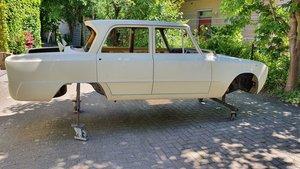 1967 Alfa Romeo Giulia 1300 Ti (body fully restored)