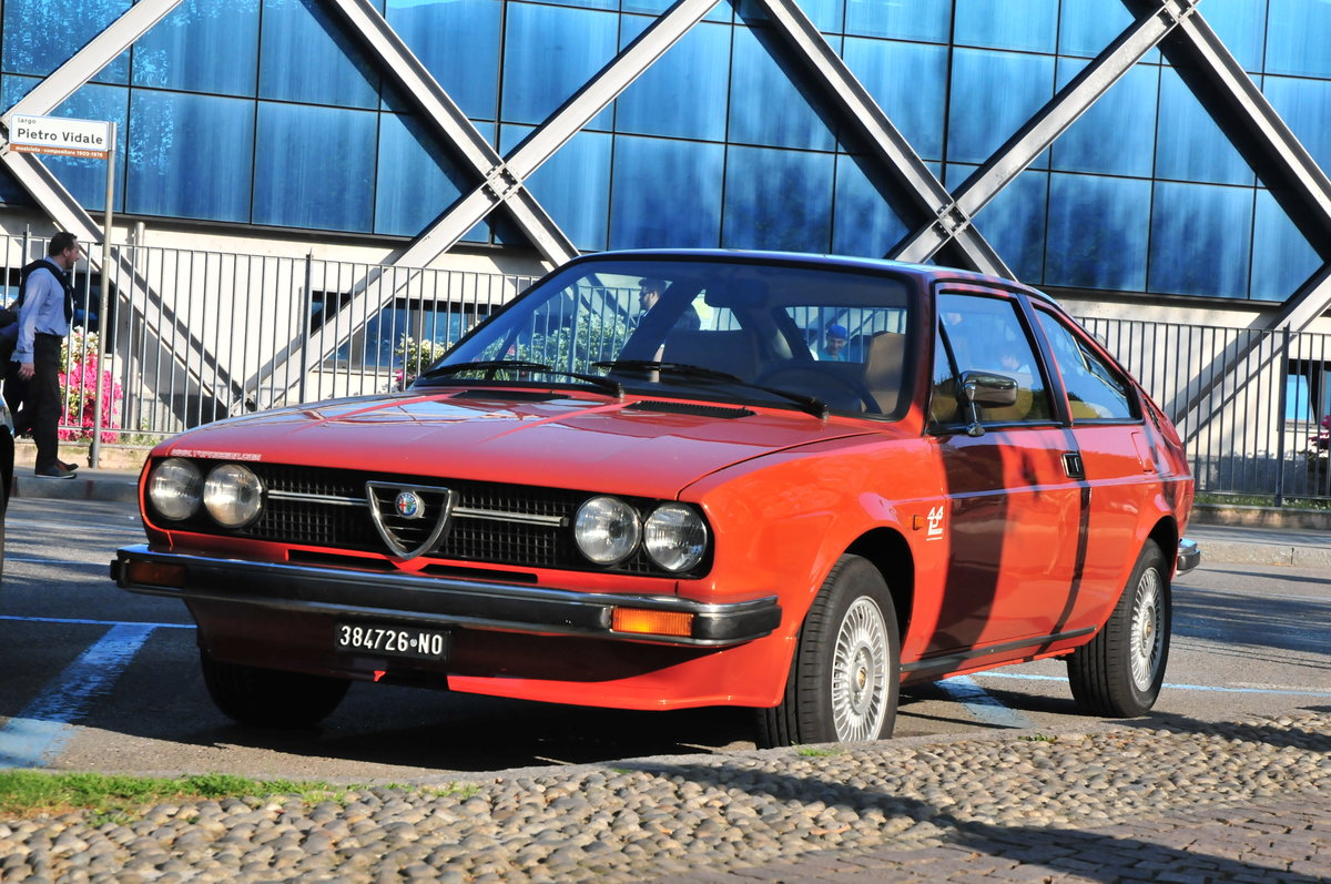 1979 Alfasud Sprint 1.5 For Sale (picture 1 of 6)