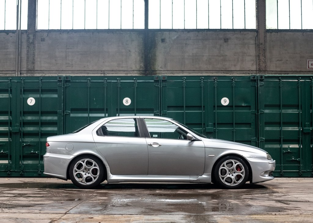 2002 Alfa Romeo 156 GTA SOLD by Auction (picture 1 of 6)