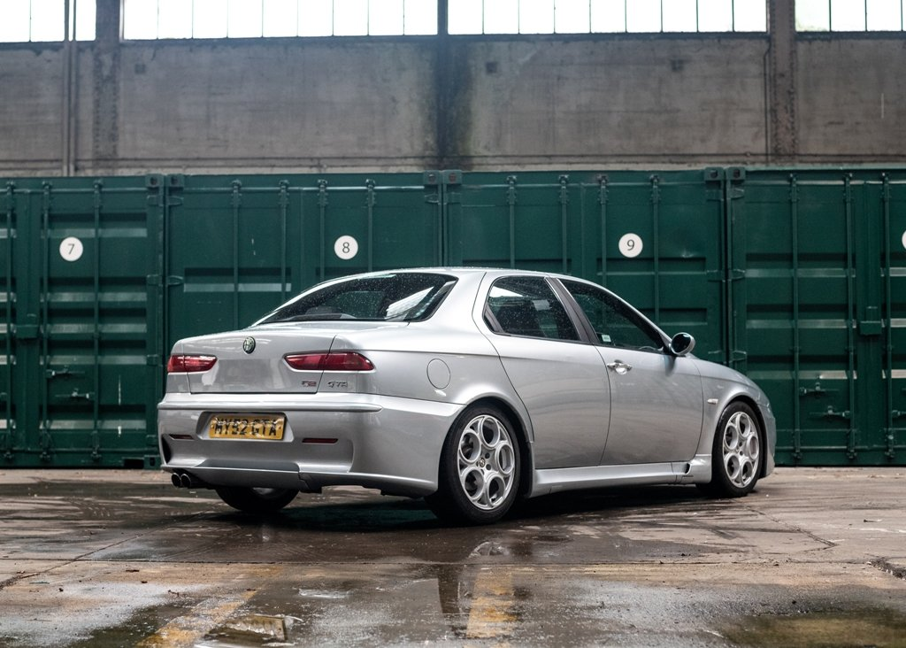 2002 Alfa Romeo 156 GTA SOLD by Auction (picture 2 of 6)