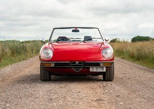 Picture of 1977 Alfa Romeo 2000 Spider Veloce SOLD by Auction