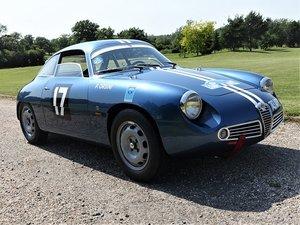 1961 Alfa Giulietta SZ Zagato