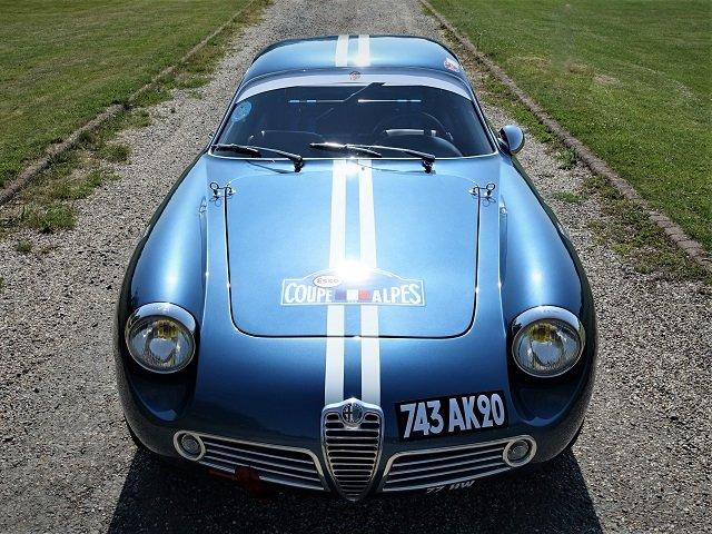 1961 Alfa Giulietta SZ Zagato (Coda Tonda) For Sale (picture 2 of 6)