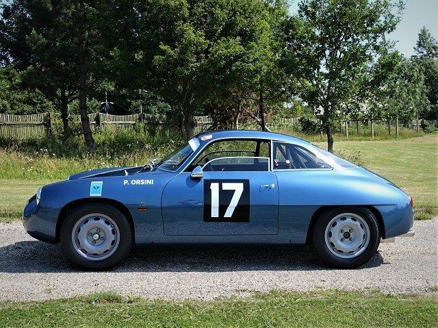 1961 Alfa Giulietta SZ Zagato (Coda Tonda) For Sale (picture 3 of 6)
