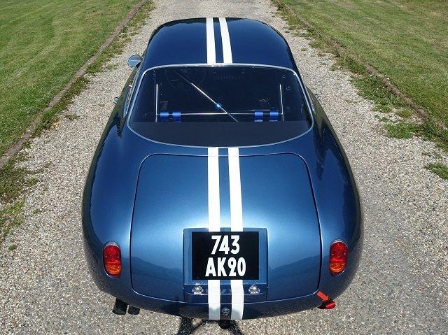 1961 Alfa Giulietta SZ Zagato (Coda Tonda) For Sale (picture 4 of 6)