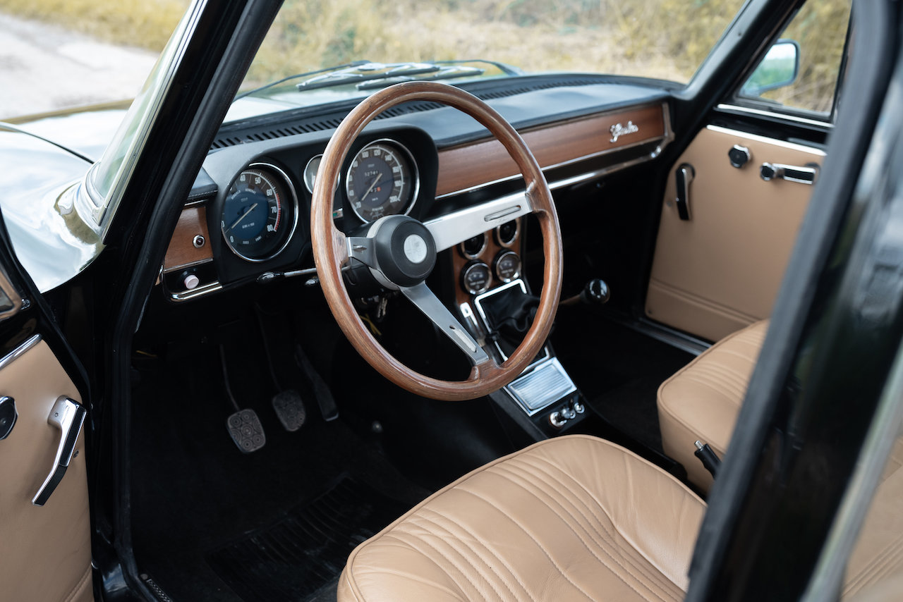 1978 Alfa Romeo Giulia Super *Sale Agreed* For Sale (picture 3 of 6)