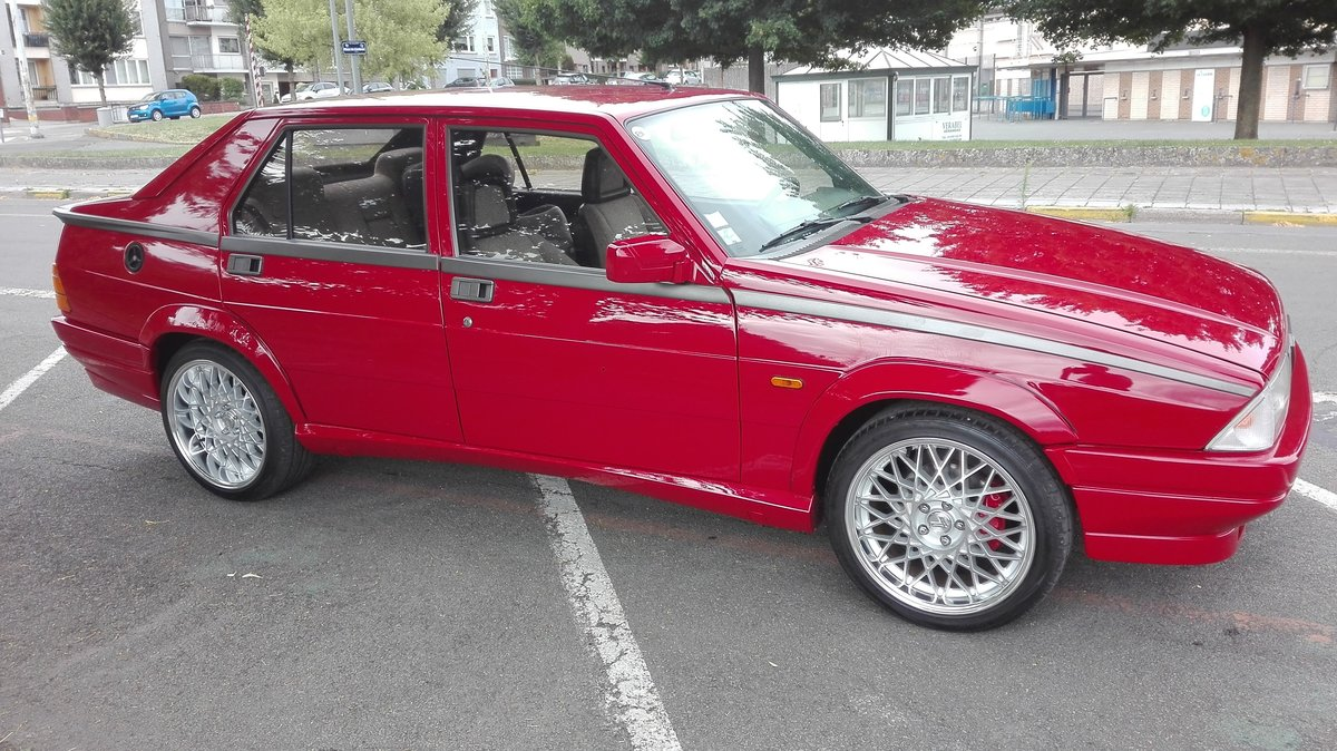 1986 Alfa Romeo 75 exceptionnal State For Sale (picture 1 of 6)