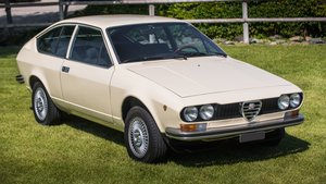1975 Alfa Romeo Alfetta GT 1800 No reserve For Sale by Auction