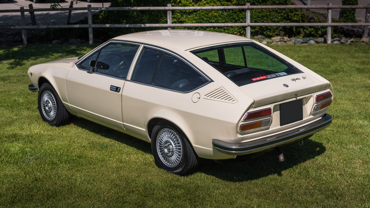1975 Alfa Romeo Alfetta GT 1800 No reserve For Sale by Auction (picture 2 of 6)
