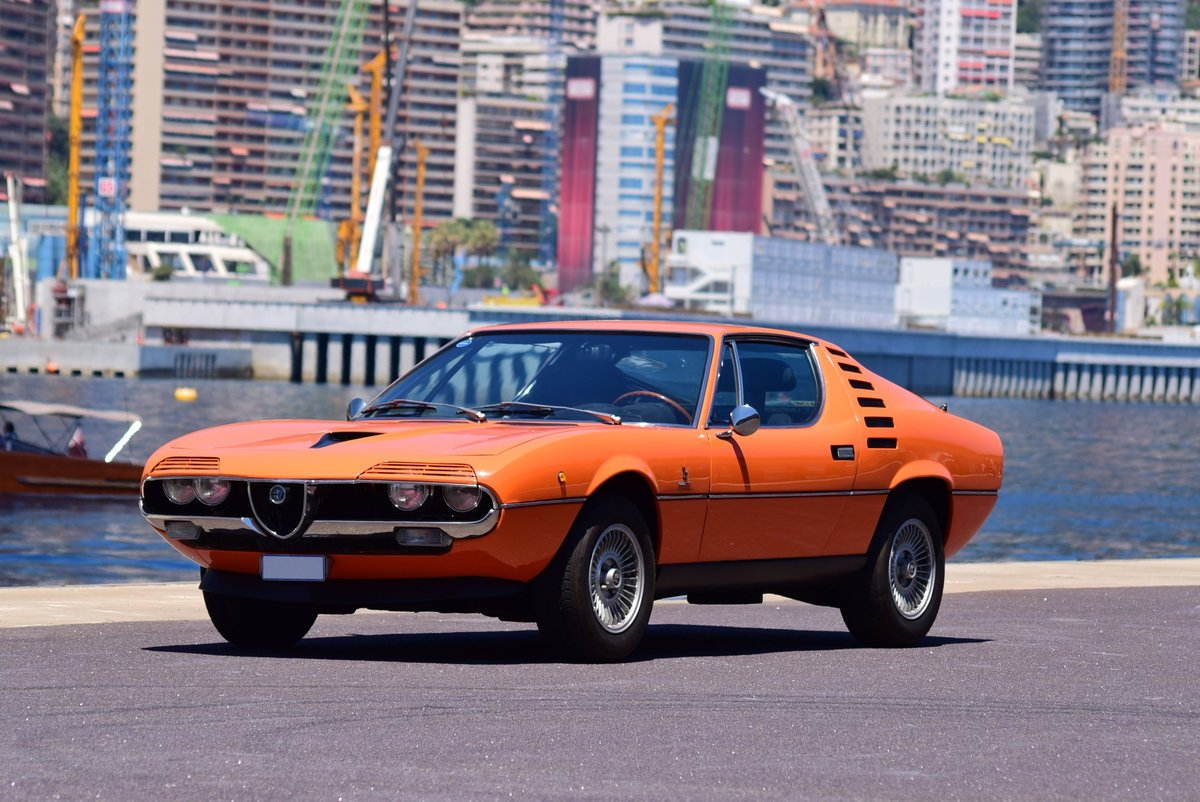 1972 Alfa Romeo Montreal For Sale by Auction (picture 1 of 6)