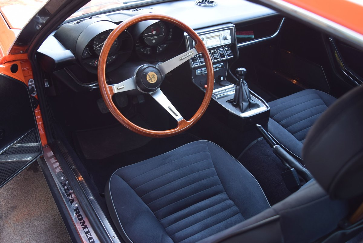 1972 Alfa Romeo Montreal For Sale by Auction (picture 4 of 6)