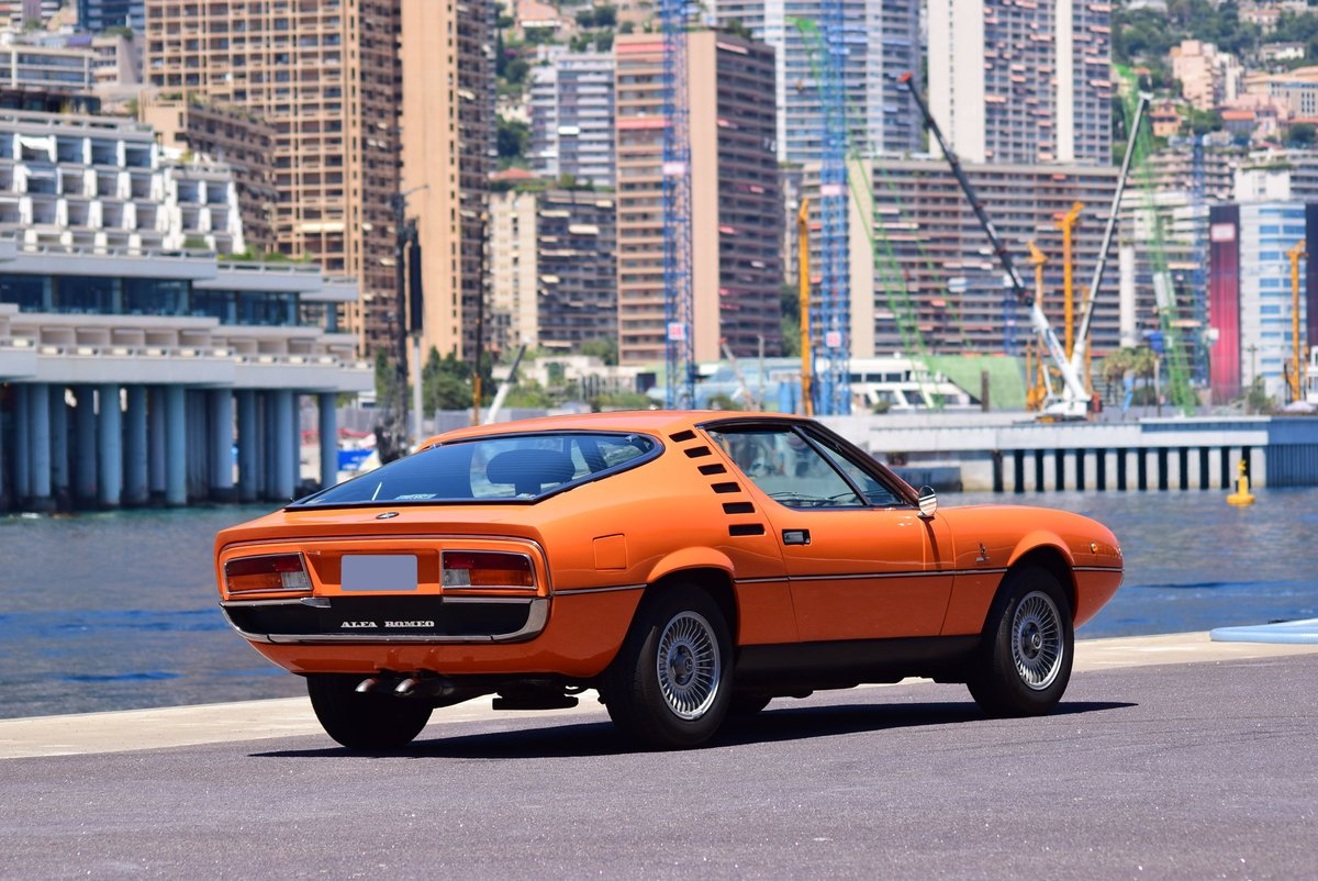 1972 Alfa Romeo Montreal For Sale by Auction (picture 6 of 6)