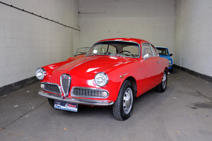 1960 Alfa Guilietta Sprint
