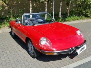 1978 Alfa Romeo Spider 2.0 S2