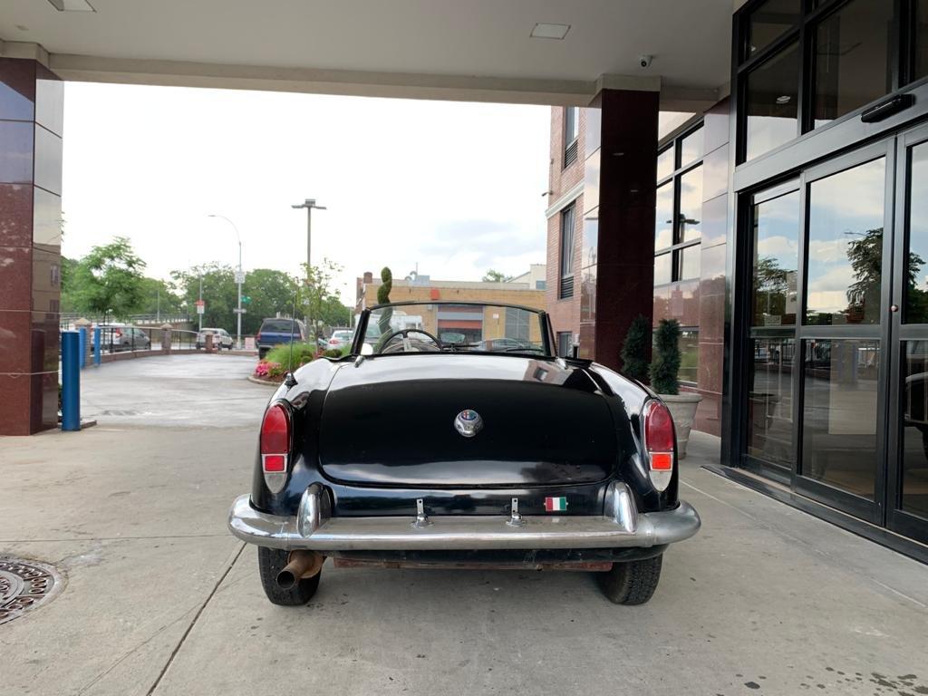 #23374 1962 Alfa Romeo Giulietta Spider For Sale (picture 4 of 6)