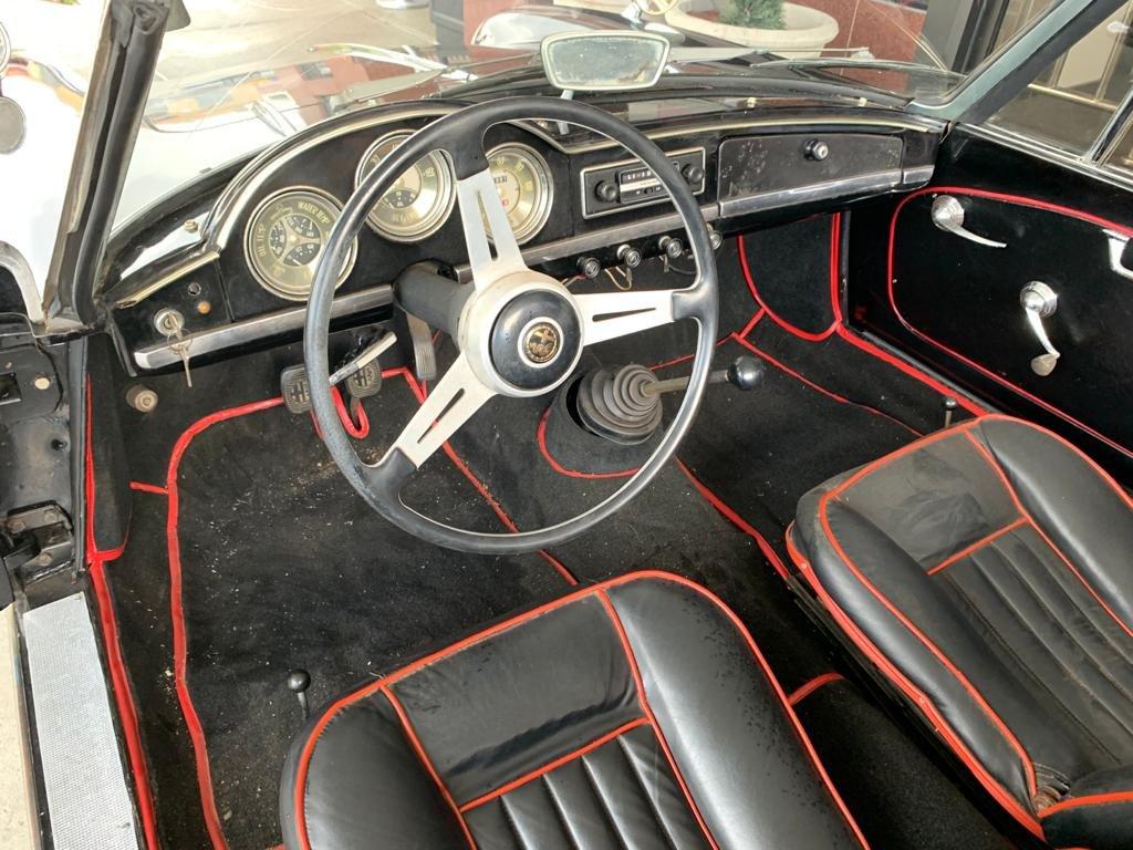 #23374 1962 Alfa Romeo Giulietta Spider For Sale (picture 5 of 6)