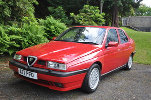 1995 Alfa Romeo 155 2.0 16 V Twinspark Wide body