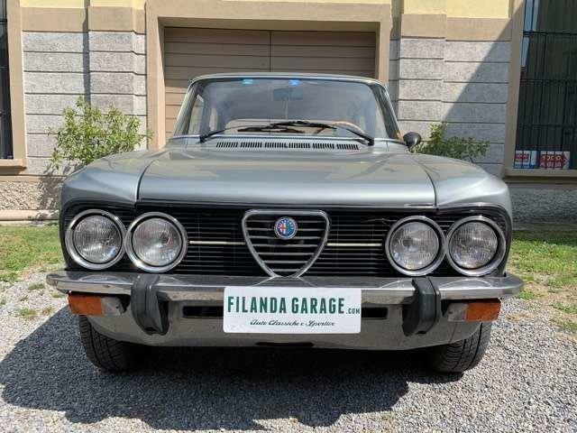 1974 ALFA ROMEO GIULIA NUOVA SUPER 1300 For Sale (picture 1 of 6)