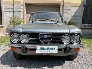 1974 ALFA ROMEO GIULIA NUOVA SUPER 1300 For Sale