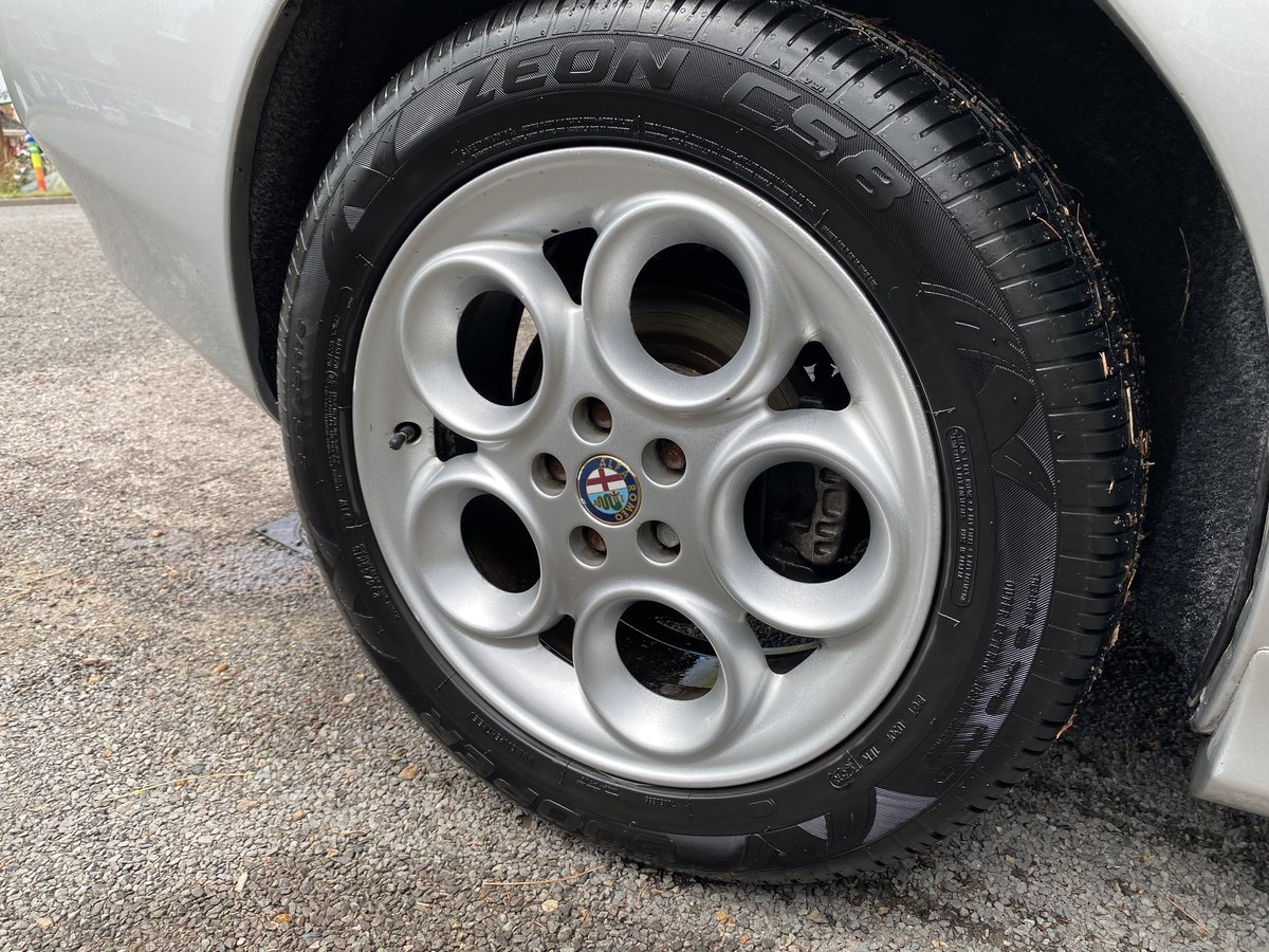 2000 Alfa 156 Sportwagon T Spark For Sale (picture 6 of 6)