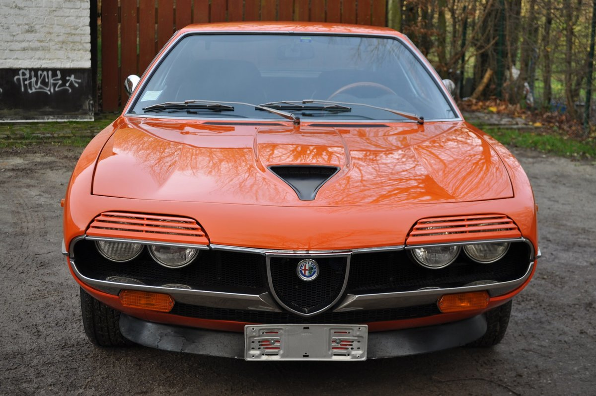 1973 Alfa Romeo Montreal For Sale (picture 1 of 6)