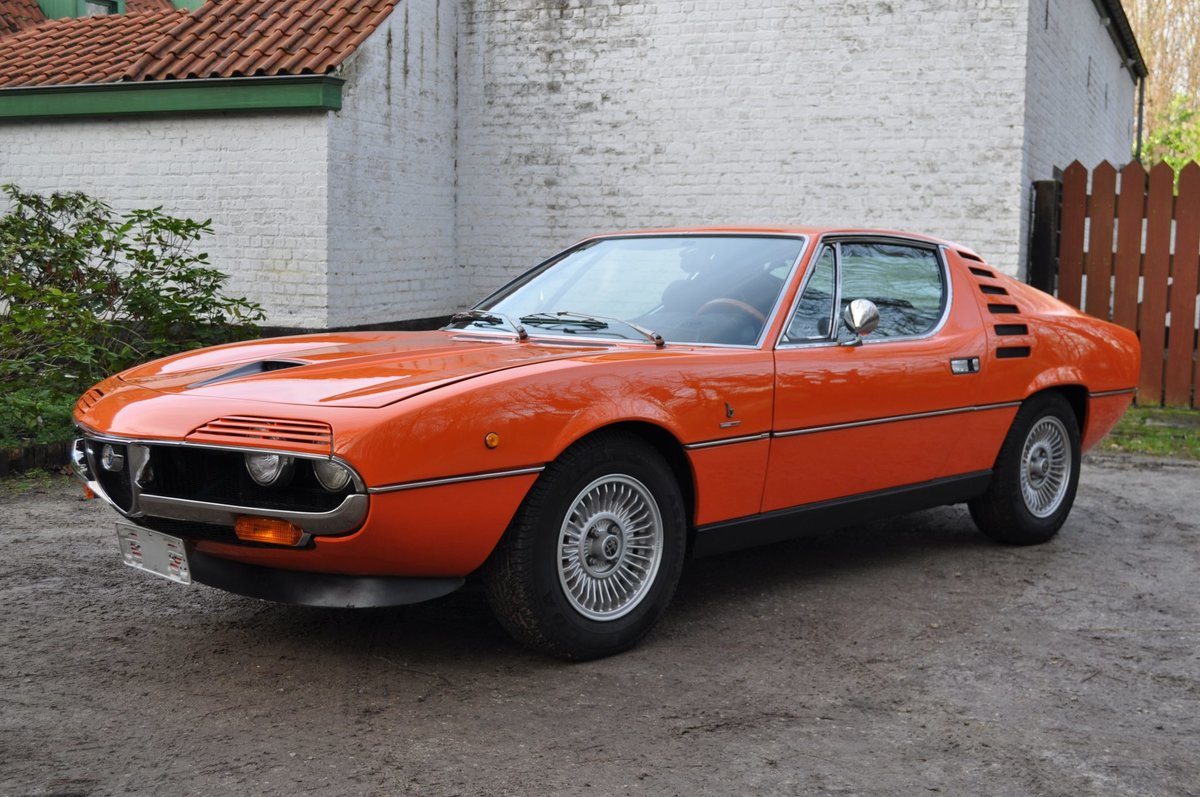 1973 Alfa Romeo Montreal For Sale (picture 2 of 6)