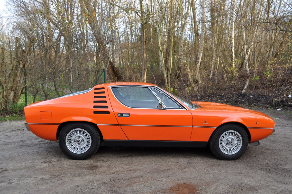 1973 Alfa Romeo Montreal For Sale (picture 3 of 6)