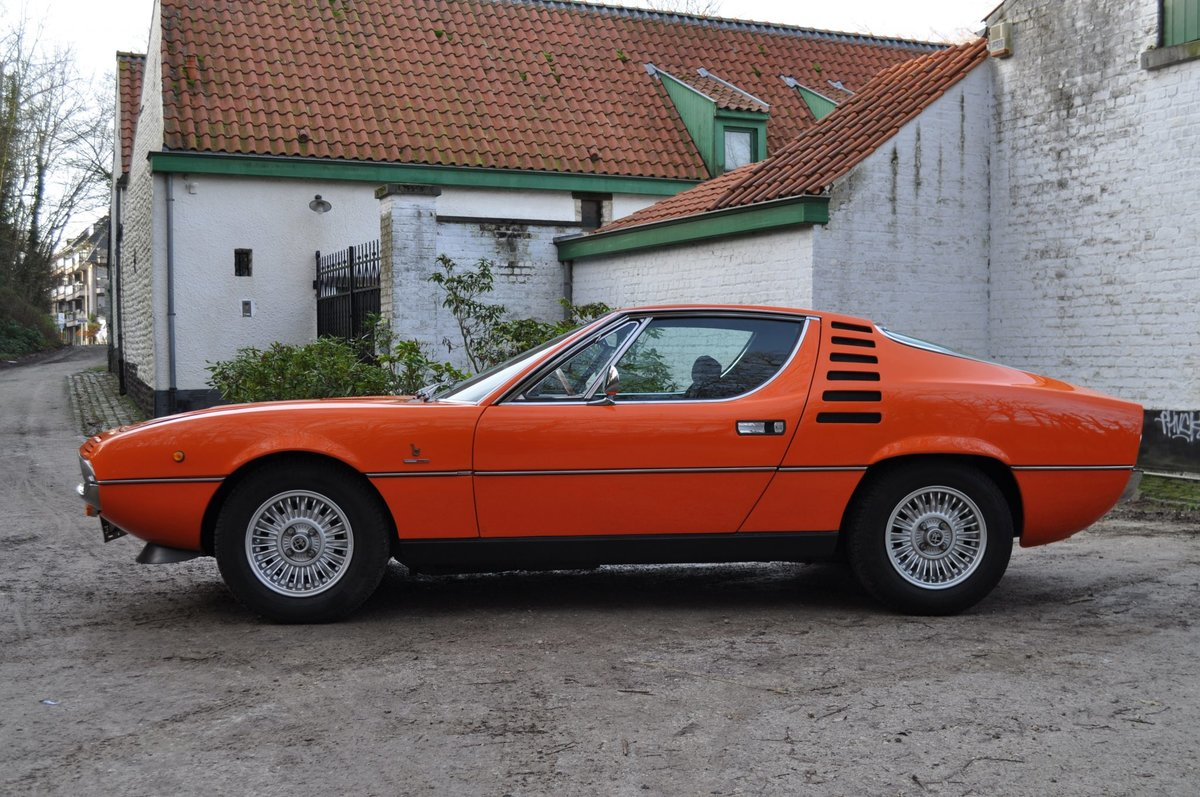 1973 Alfa Romeo Montreal For Sale (picture 4 of 6)
