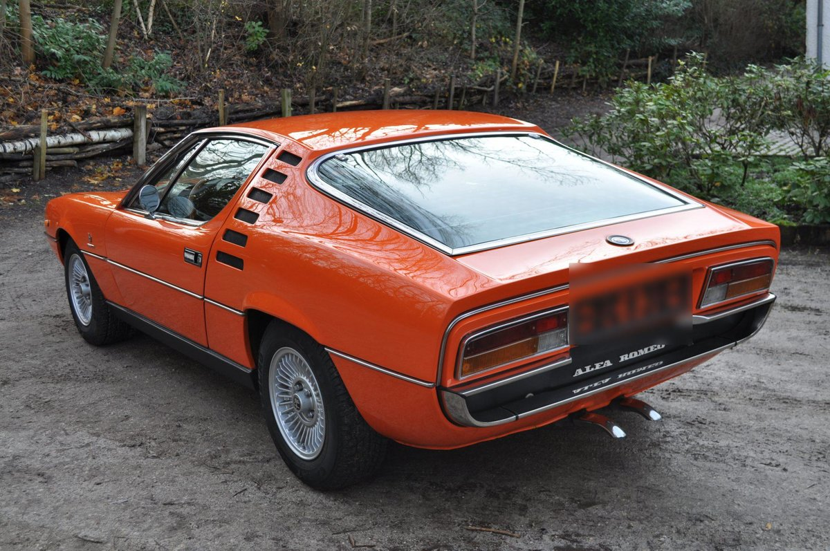 1973 Alfa Romeo Montreal For Sale (picture 5 of 6)