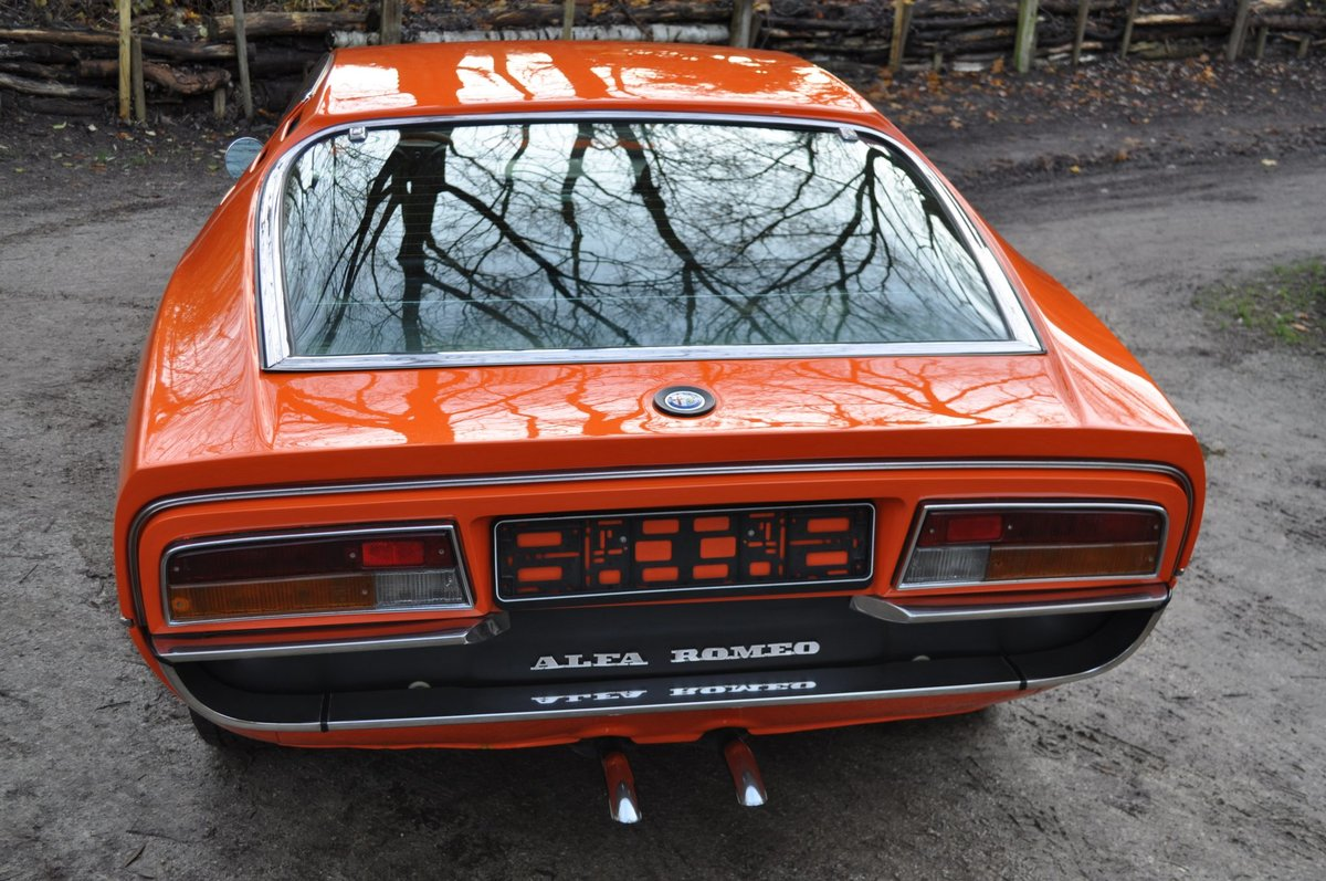 1973 Alfa Romeo Montreal For Sale (picture 6 of 6)