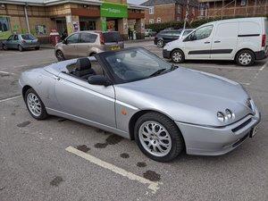 2004 Alfa Spider (916) TS Lusso