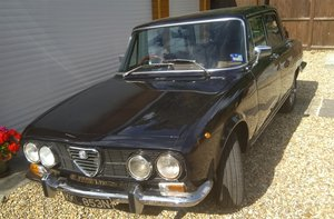 1975 ALFA ROMEO BELINA 2000 For Sale by Auction