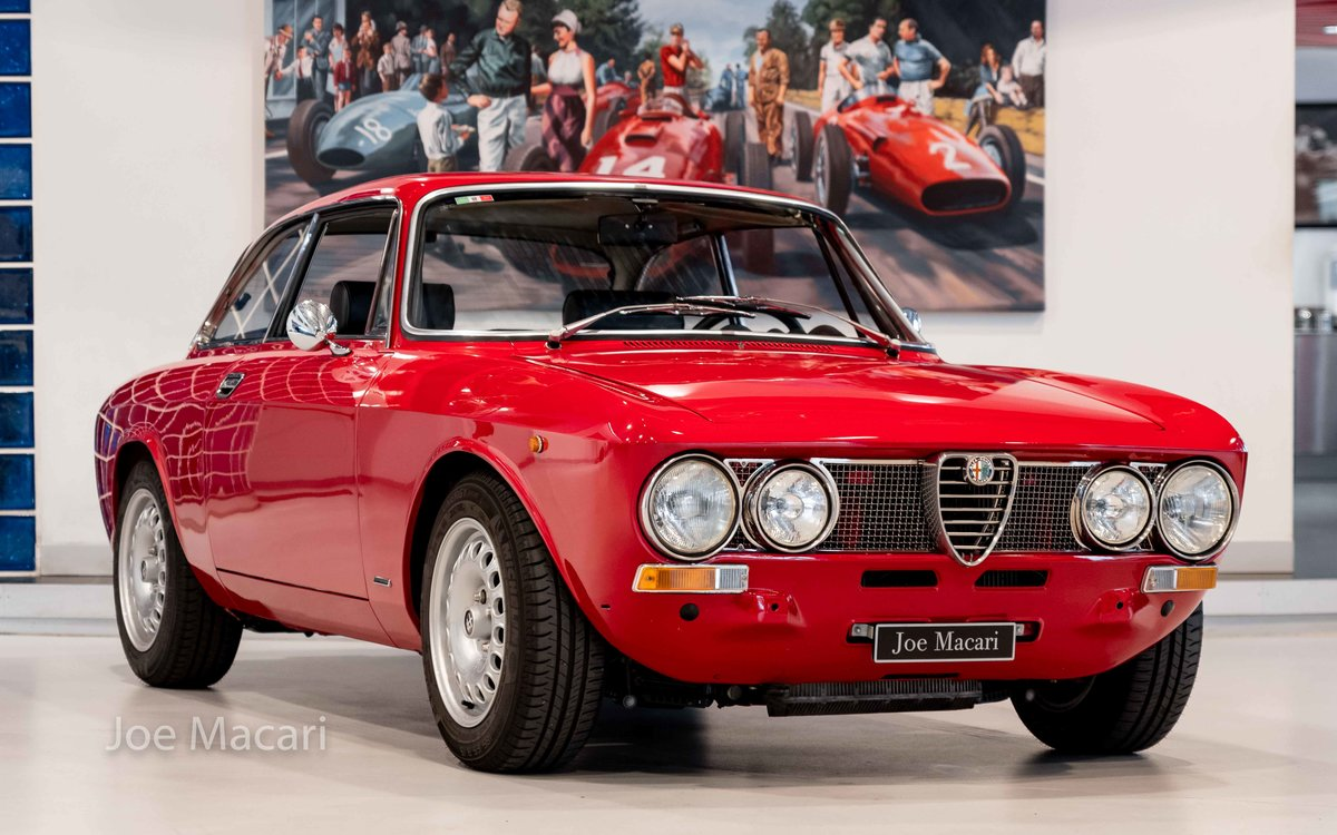 1972 Alfa Romeo 2000 GTV For Sale (picture 1 of 16)