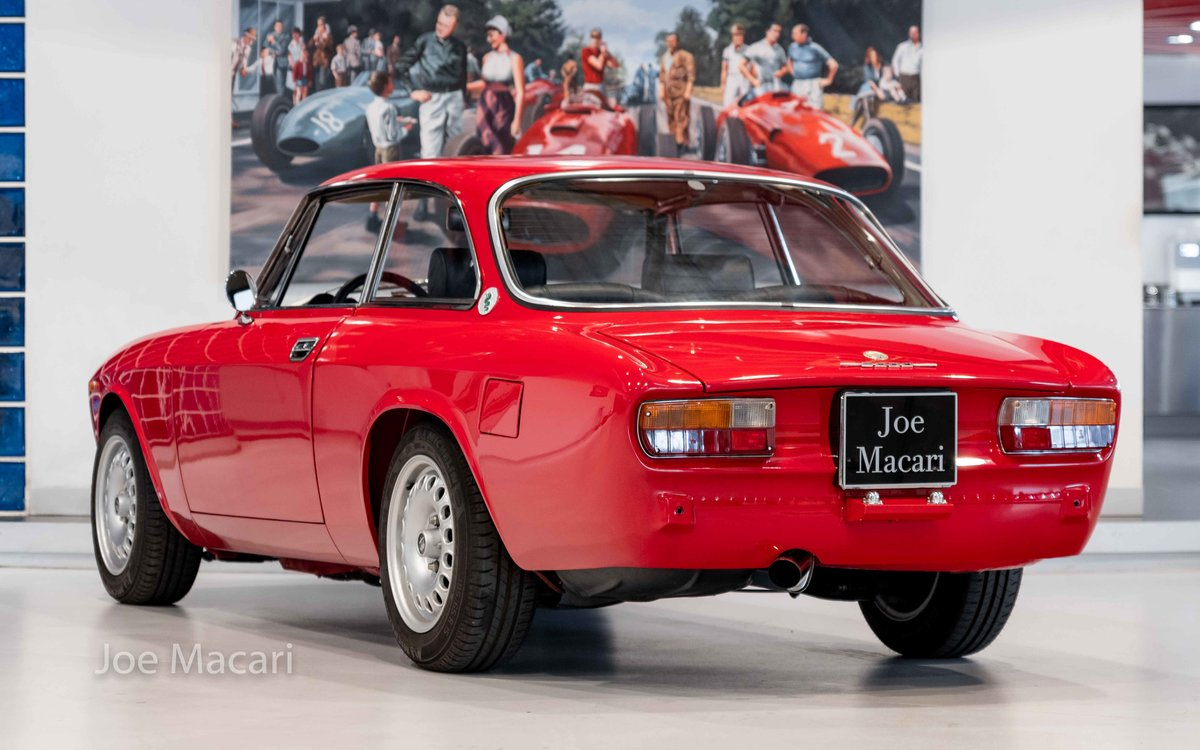 1972 Alfa Romeo 2000 GTV For Sale (picture 4 of 16)