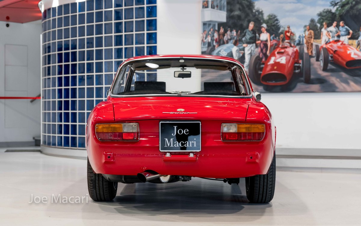 1972 Alfa Romeo 2000 GTV For Sale (picture 5 of 16)