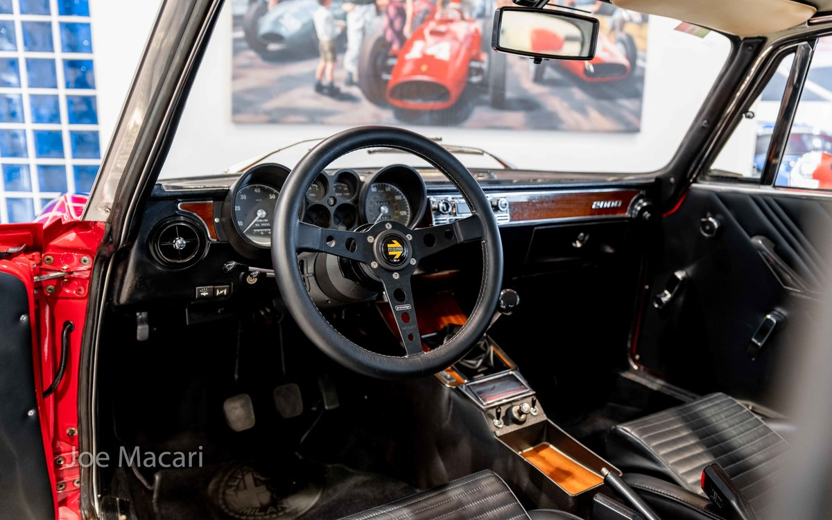 1972 Alfa Romeo 2000 GTV For Sale (picture 12 of 16)