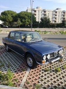 1973 Fully restored Alfa Romeo 2000