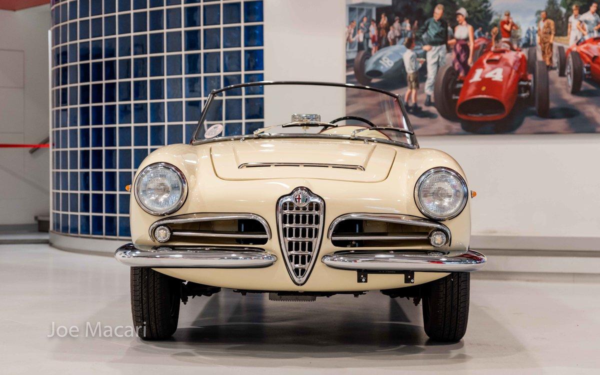 1963 Alfa Romeo Giulia Spider For Sale (picture 2 of 14)
