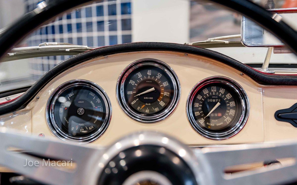 1963 Alfa Romeo Giulia Spider For Sale (picture 12 of 14)