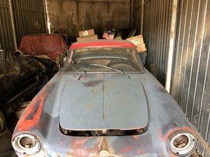 1963 Alfaromeo Giulietta spider