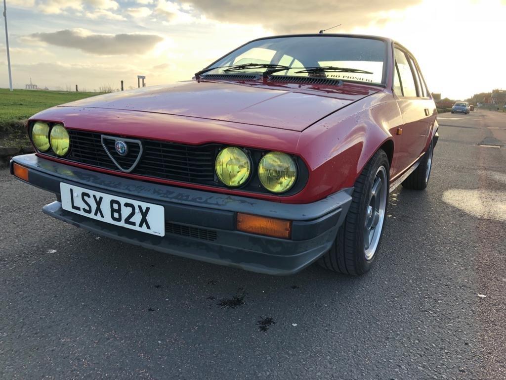 1982 Alfetta GTV 2.0 For Sale (picture 1 of 6)