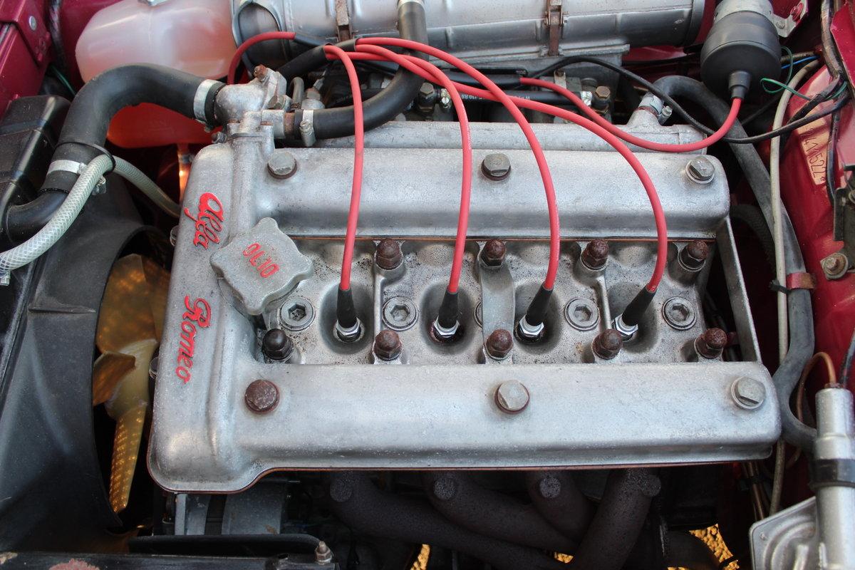 1973 Alfa Romeo Bertone 2000 GT Veloce  SOLD (picture 6 of 6)