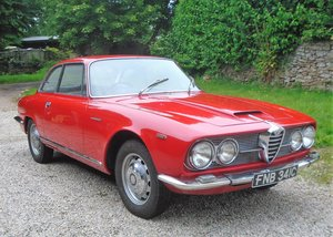 1965 Alfa Romeo 2600 Sprint For Sale by Auction