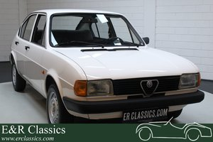 Alfa Romeo Alfasud 1.2 Super 1980 Beautiful condition