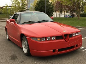 1990 Alfa Roméo SZ ES30 Zagato